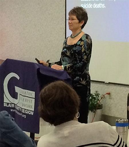 Dr. Cathy Spayd