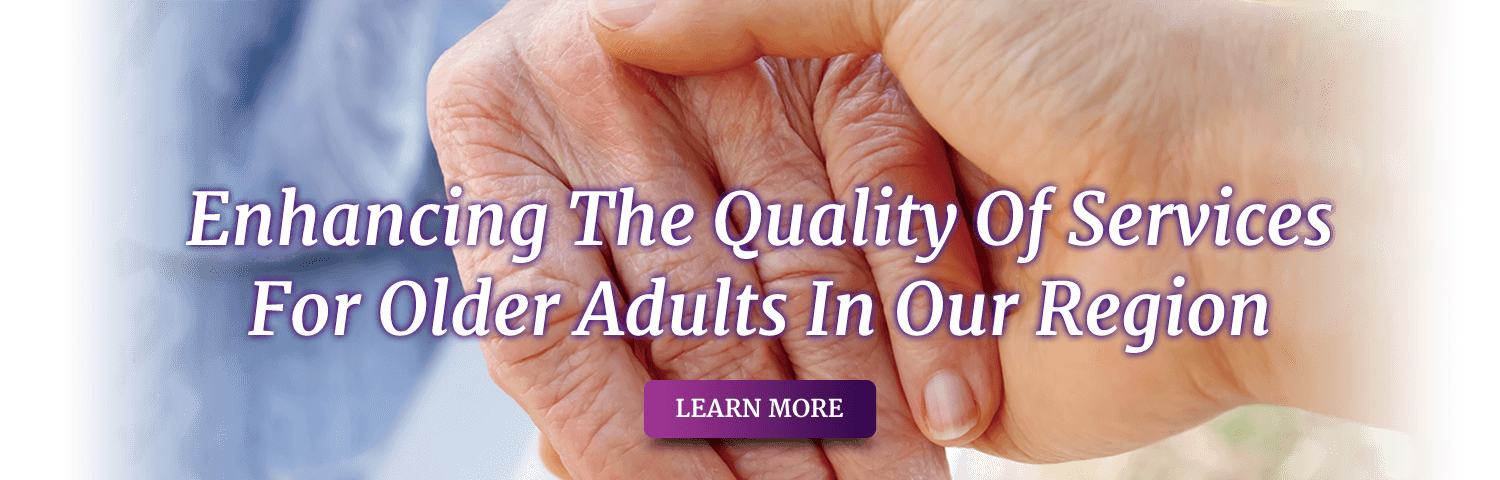 Enhancing The Quality Of Services For Older Adults In Our Region