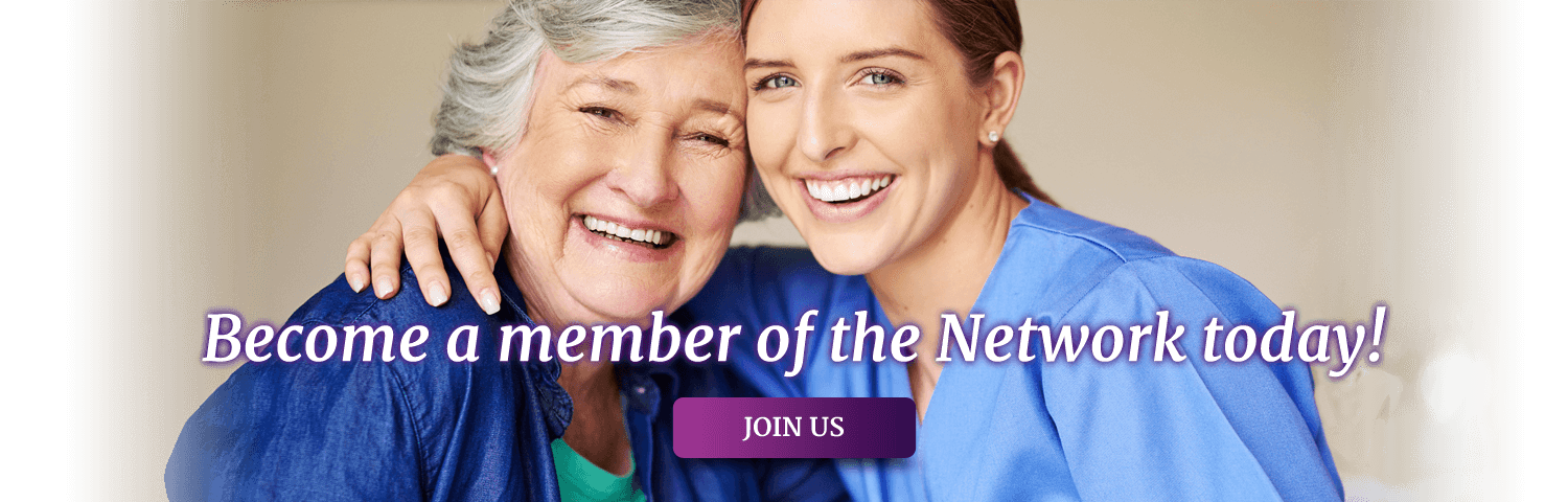 Become a member of the Network today!